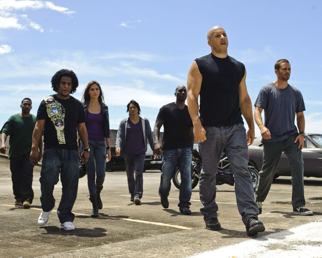 Fast and furious Crew