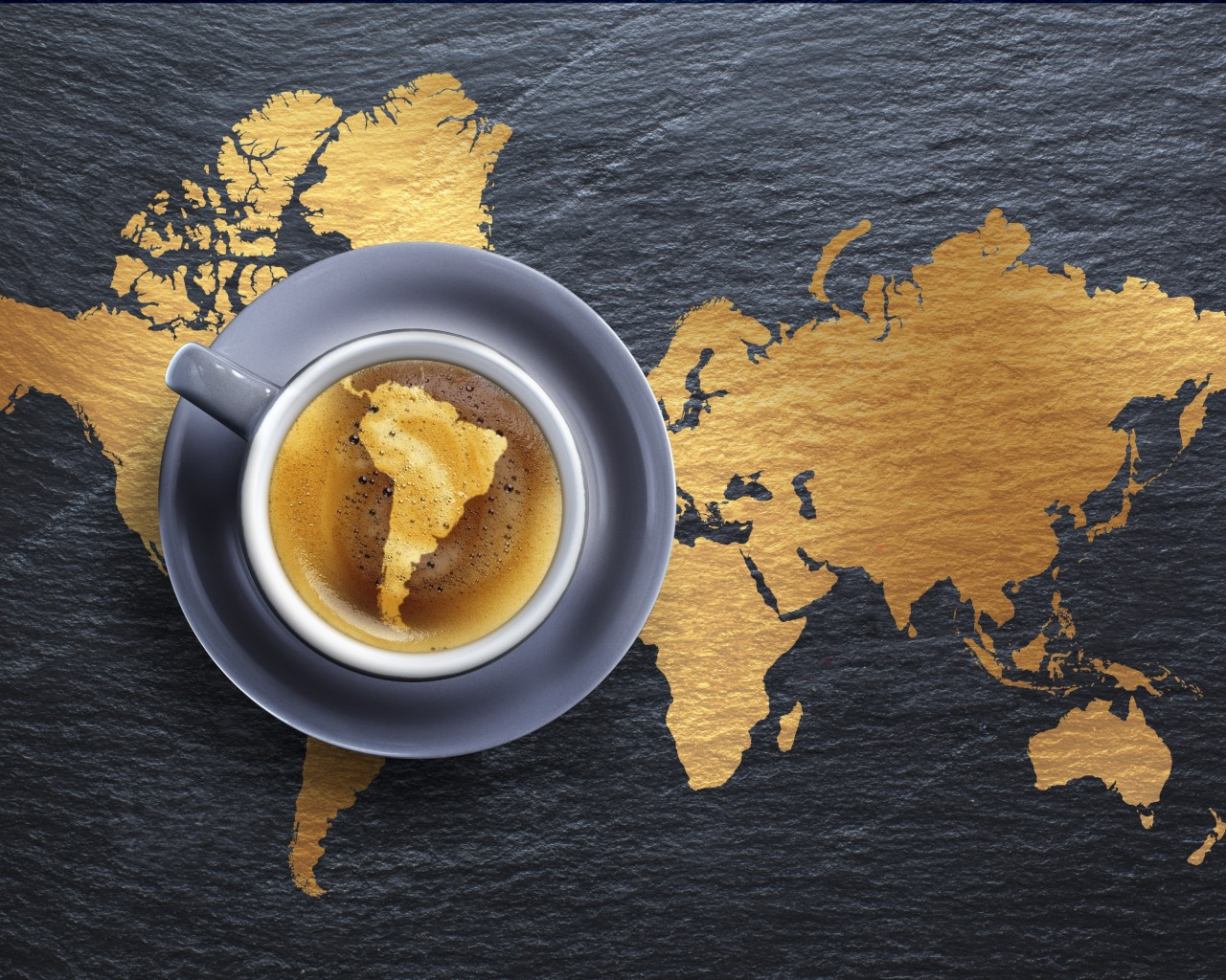 Coffee Continents