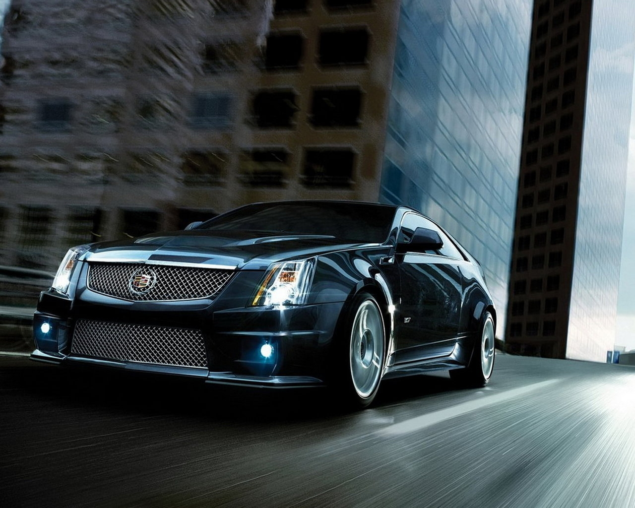 cadillac sport coupe