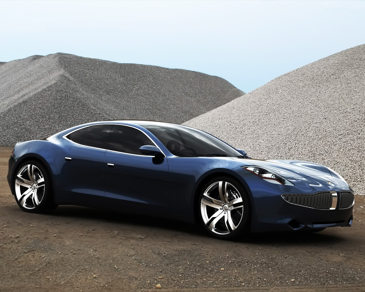 Fisker Four Door Concept
