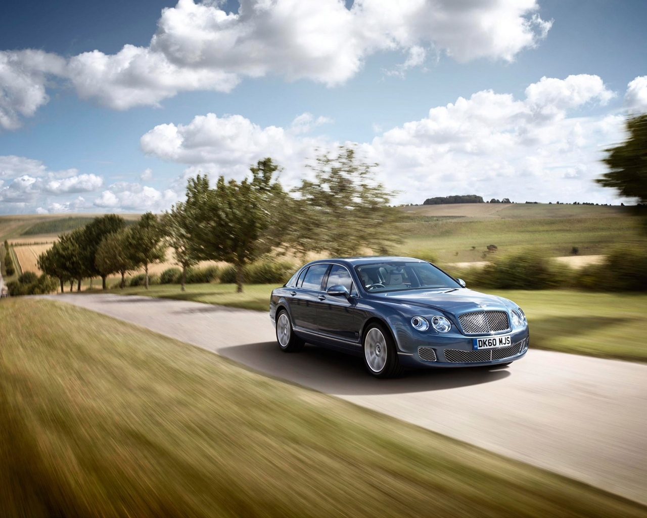 Beautiful Bentley Continental Flying Spur
