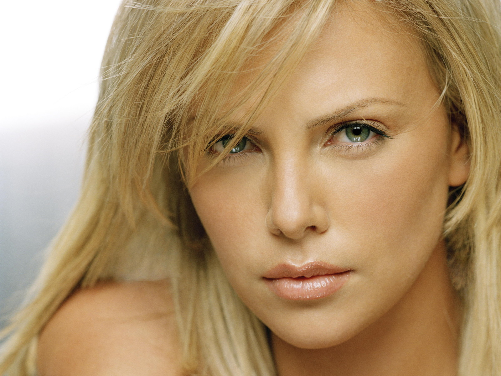 Charlize Theron Mysterious