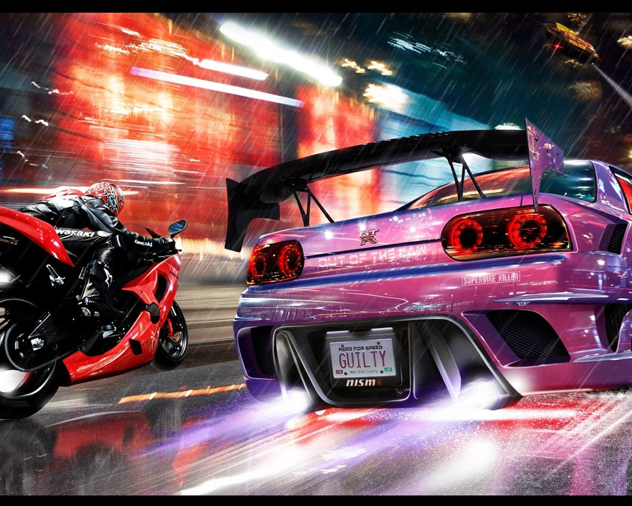 Need for Speed Giulty