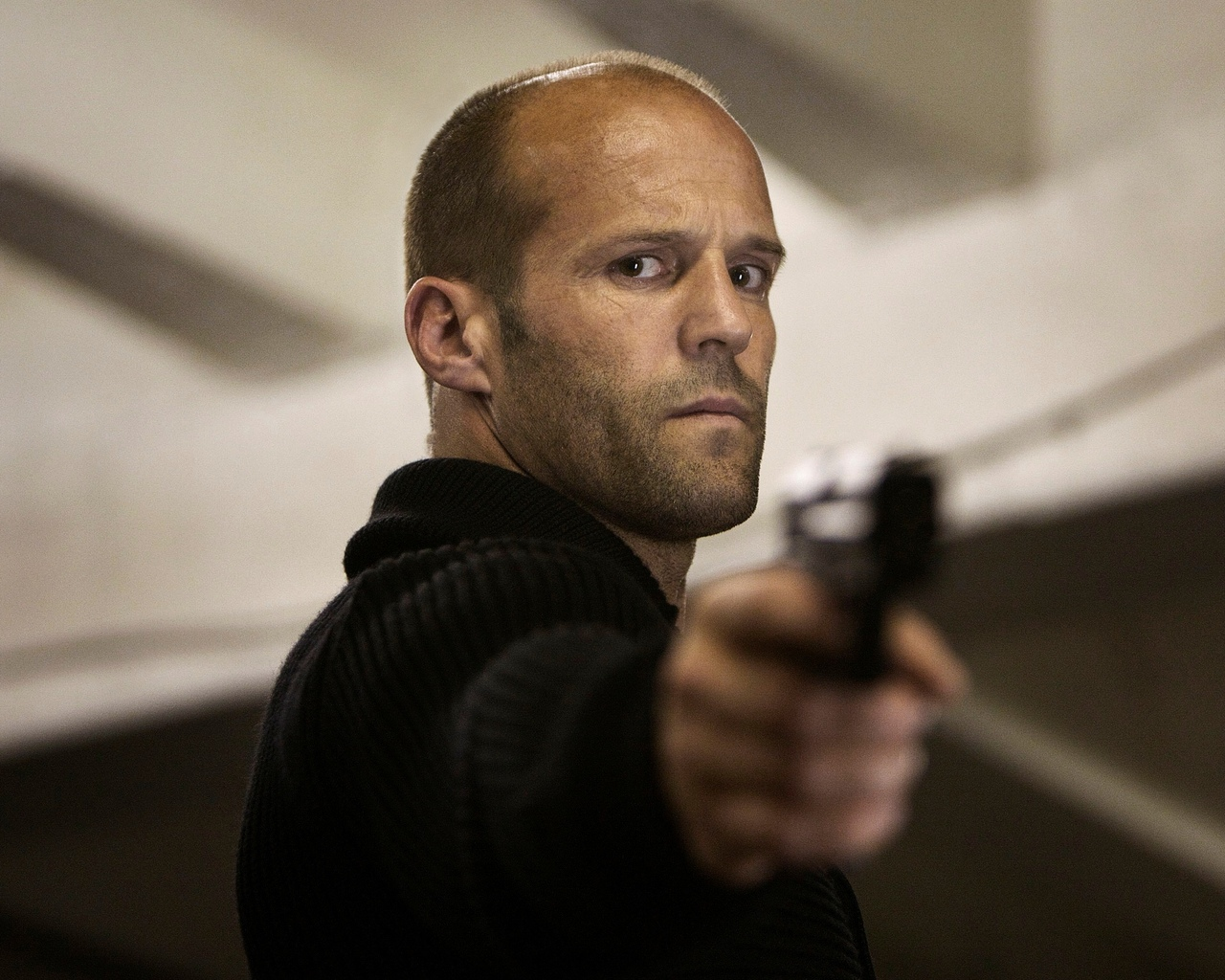 Jason Statham - The Mechanic