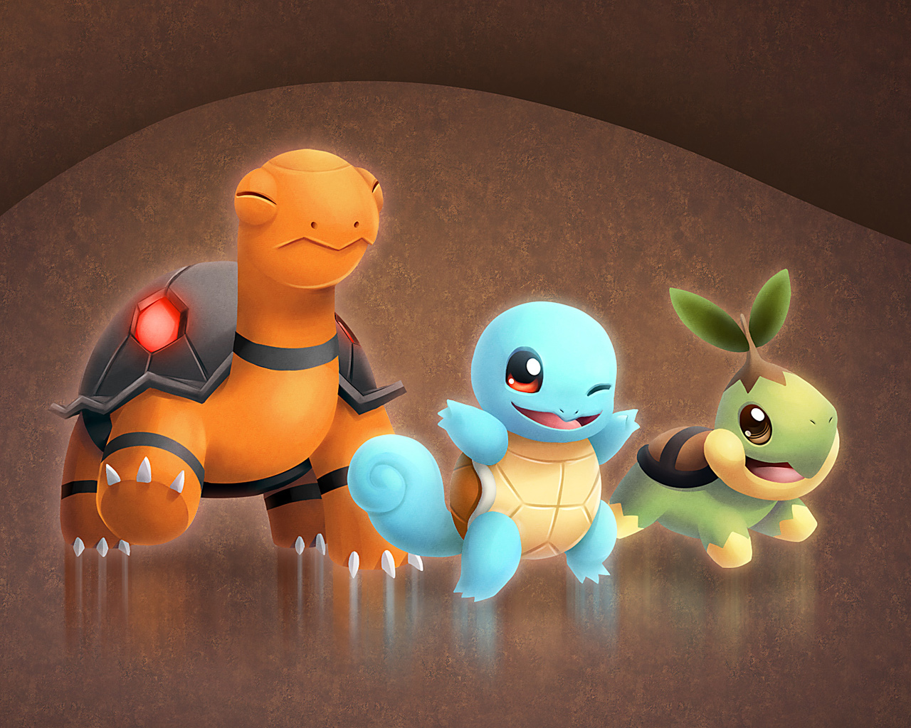 Pokemon Turtles