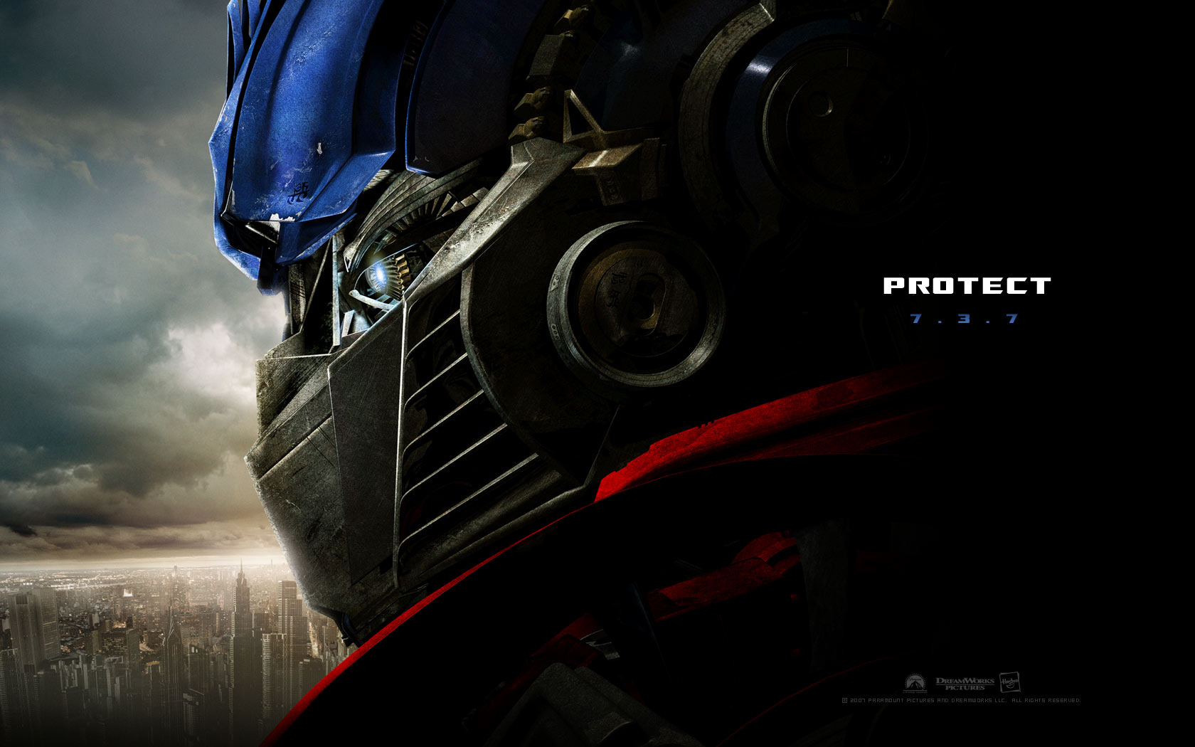 Transformers Protect