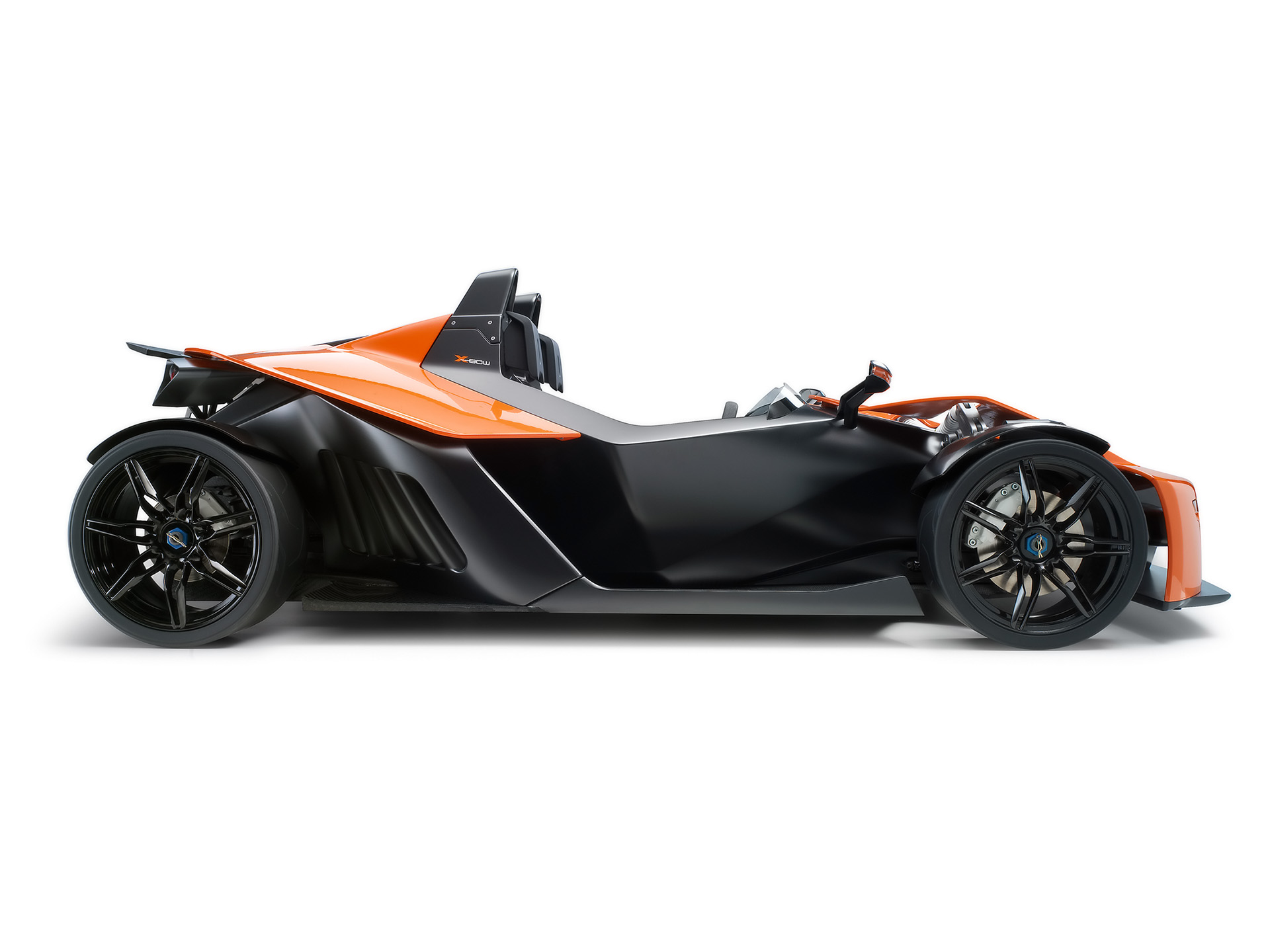 KTM X Bow Side View
