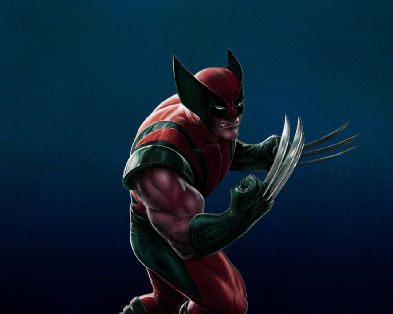 Wolverine Character