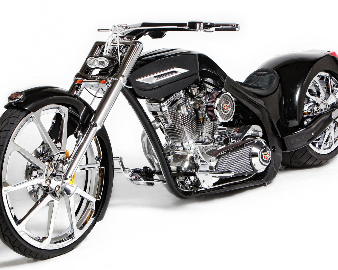 Ford Motorcycle Chopper