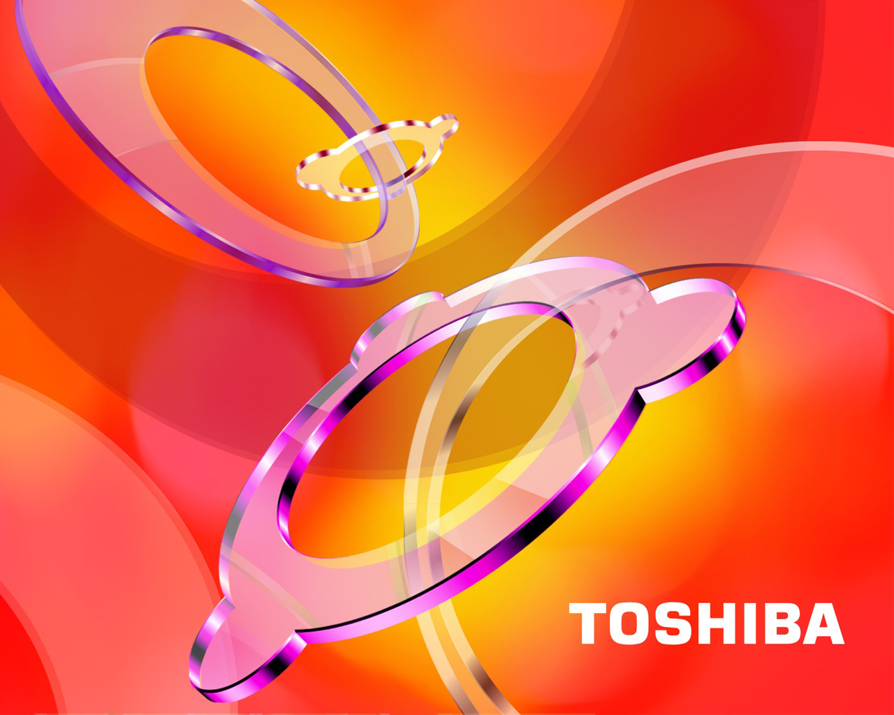 Toshiba Intense Colors