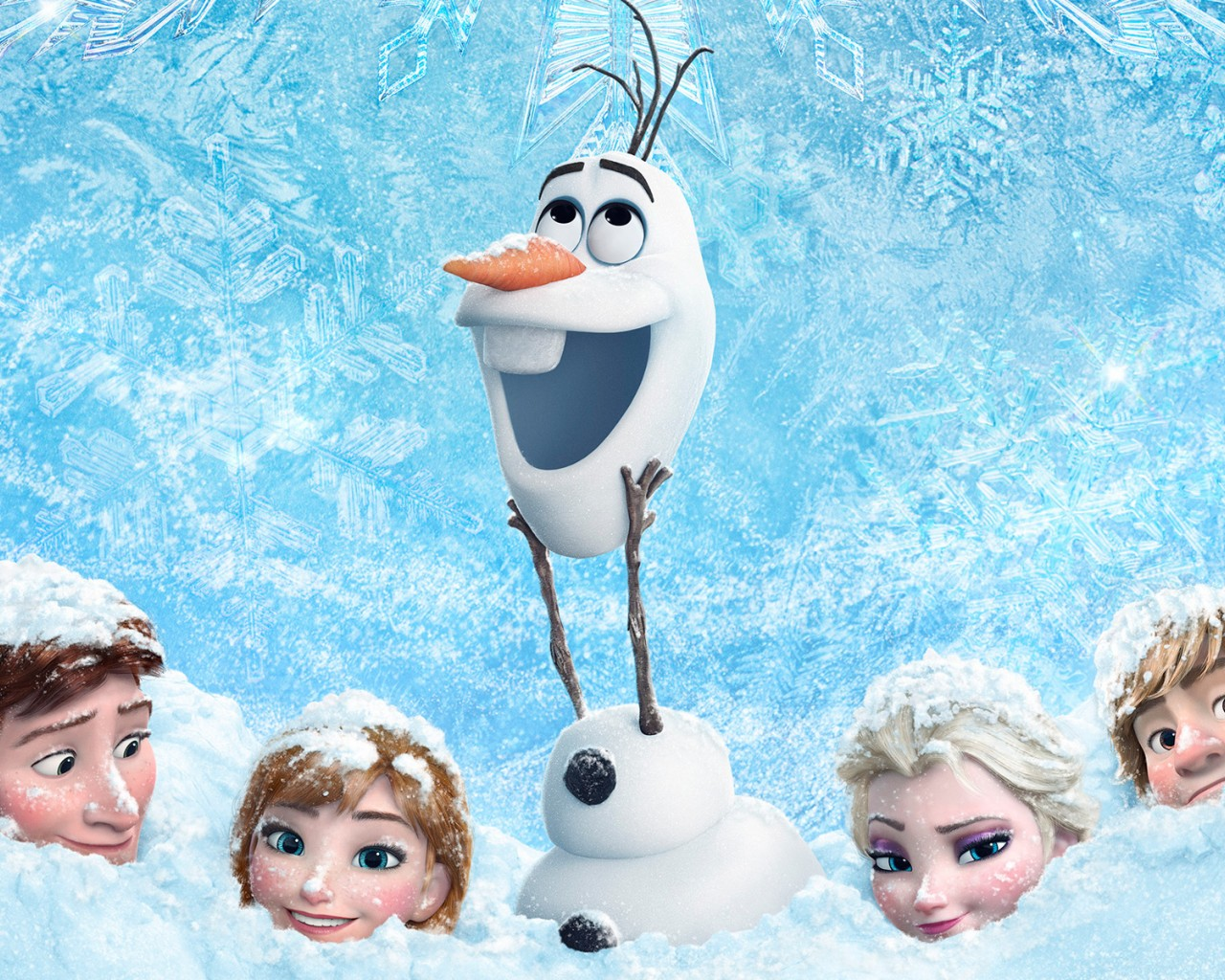 Frozen Disney Movie