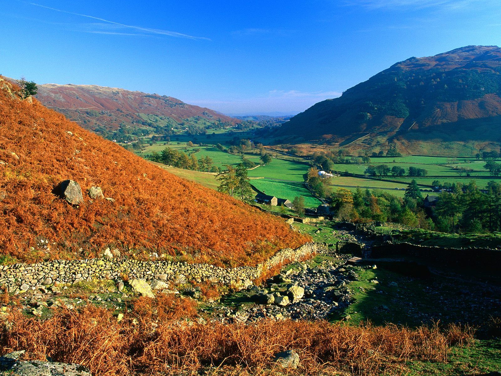 View Over Great Langdale