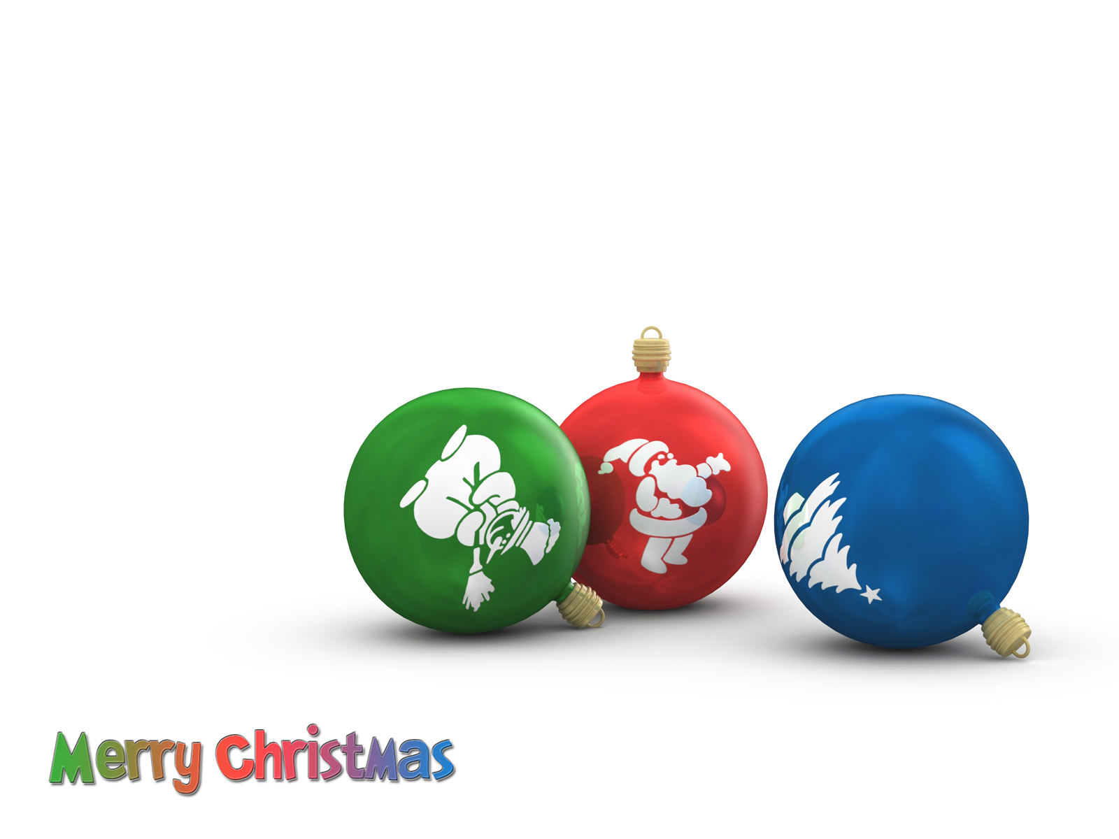 Chistmas Globes