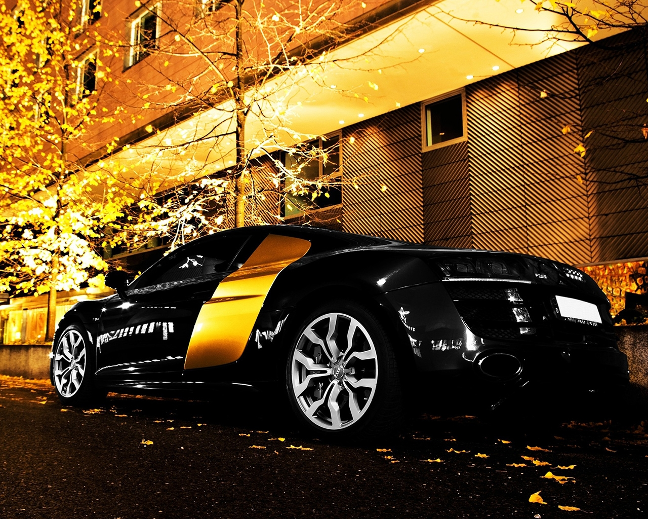 Awesome Audi R8