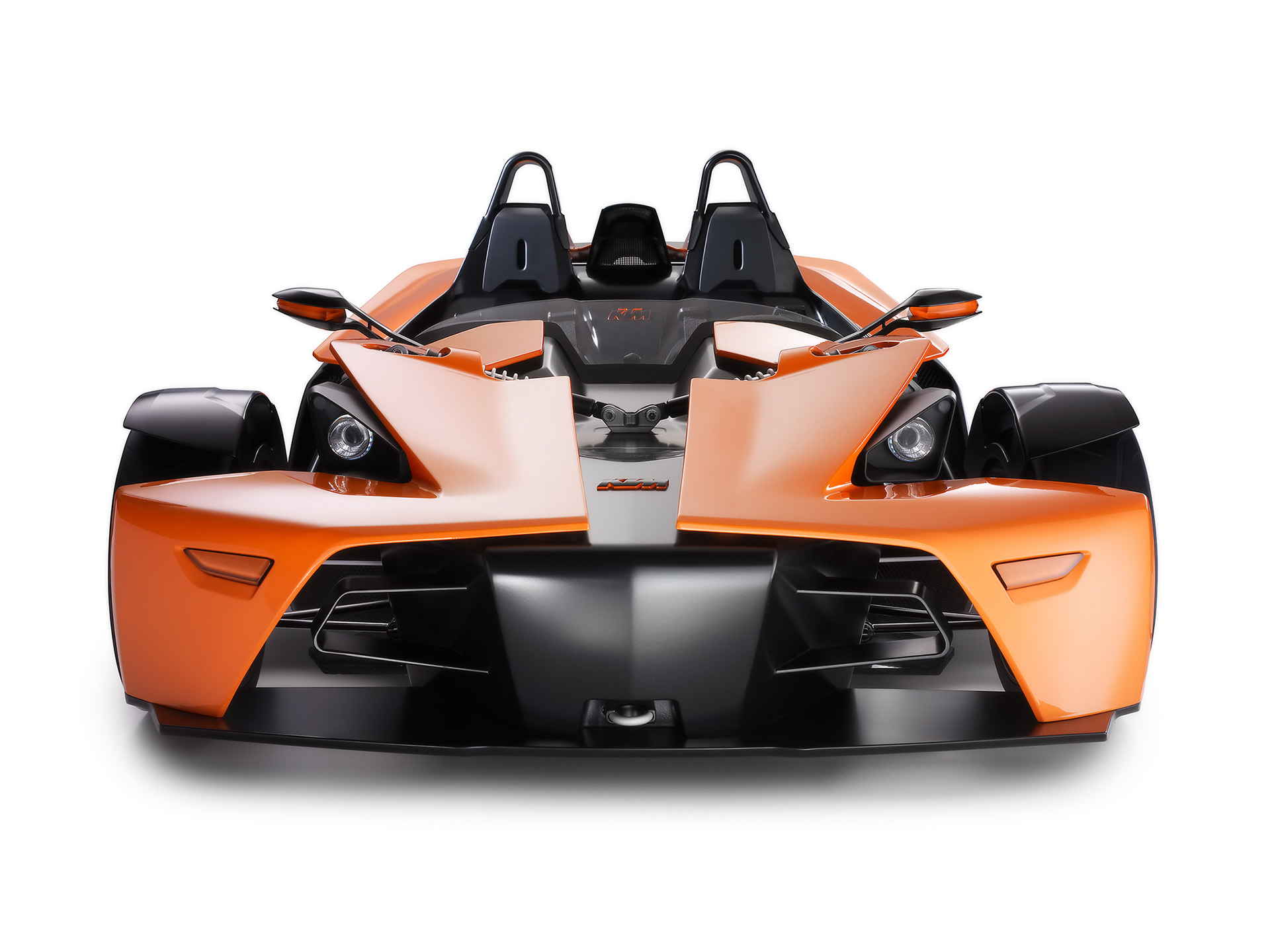 KTM X Bow Front View
