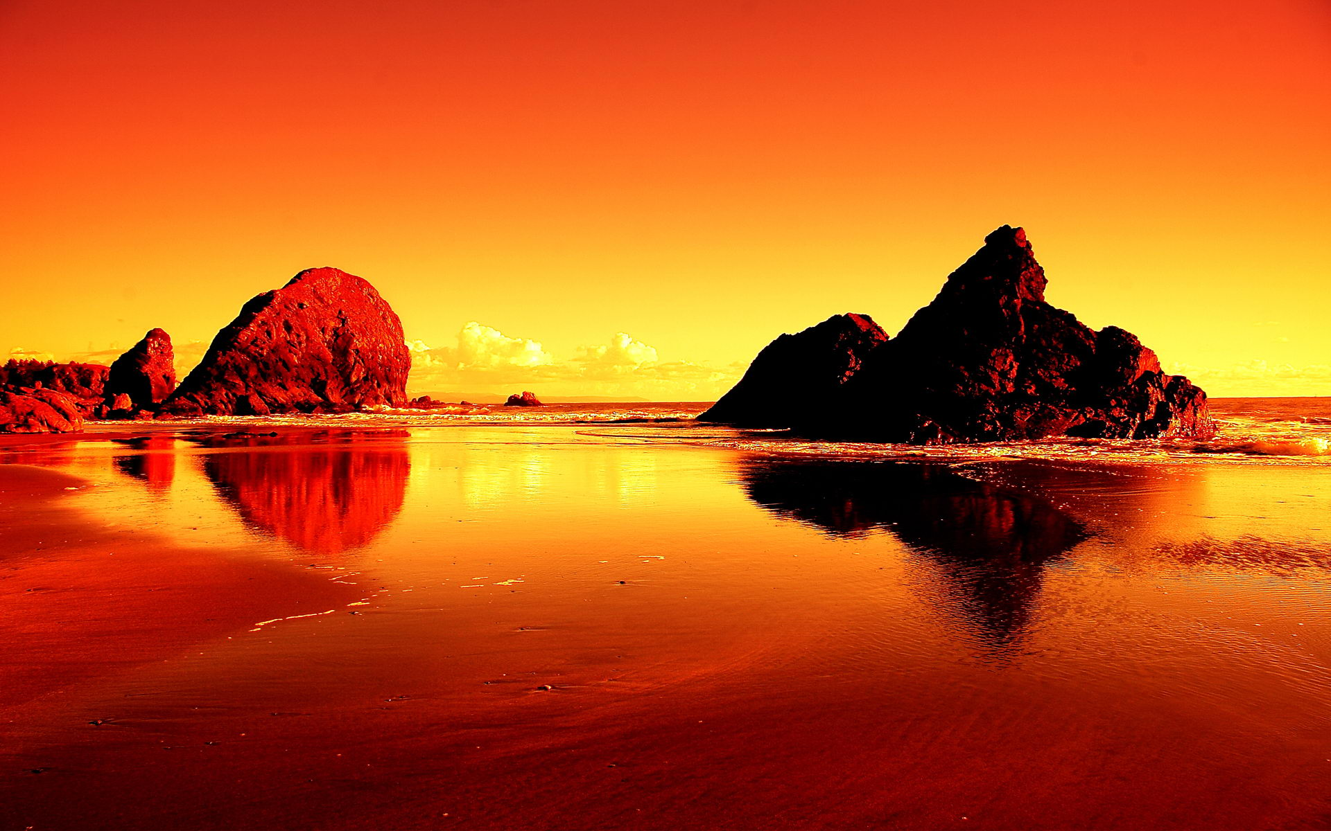 Shores Of Fire