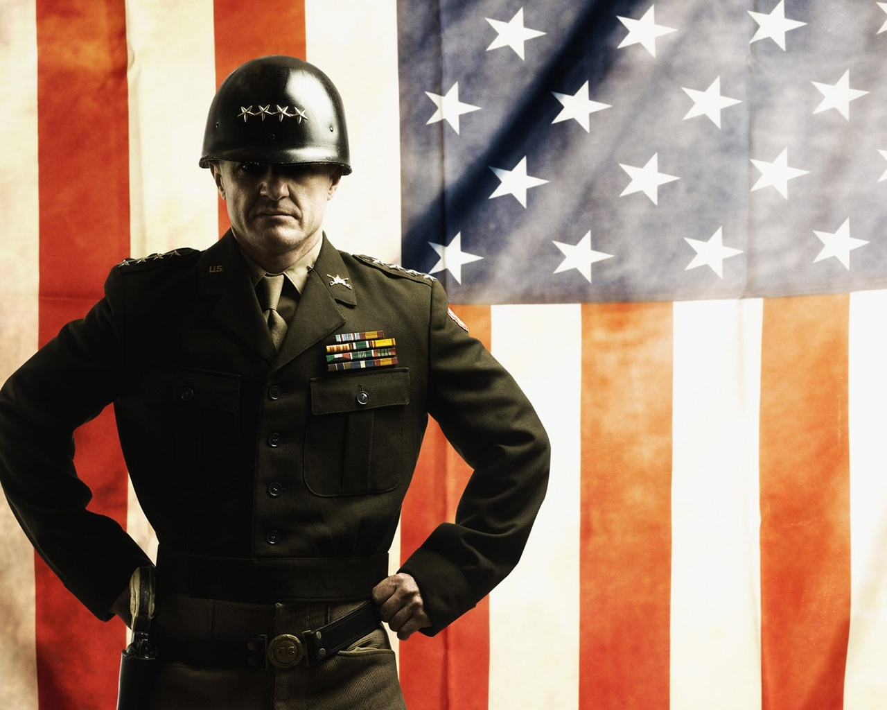 american-soldier