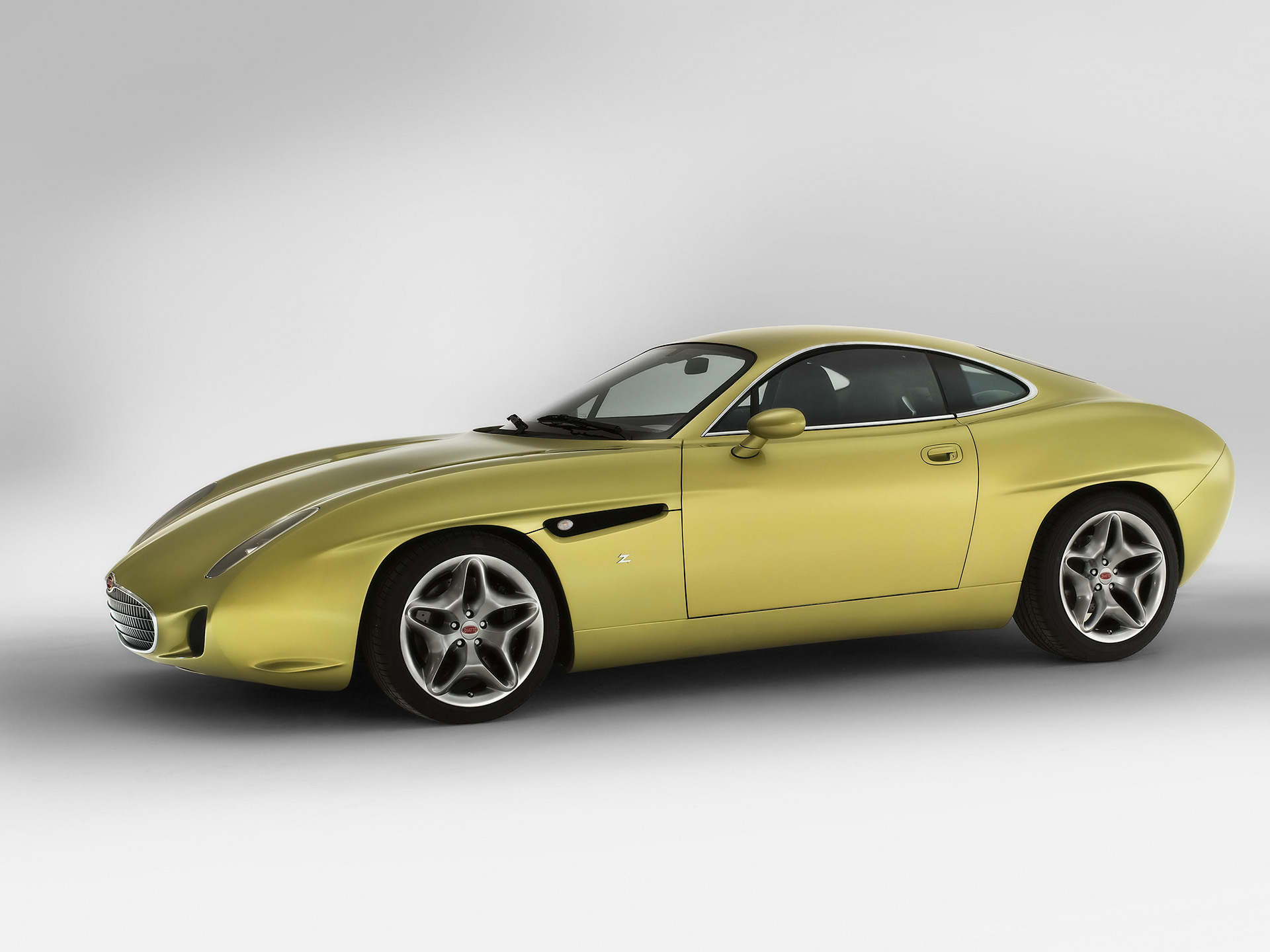 Diatto by Zagato Concept Car