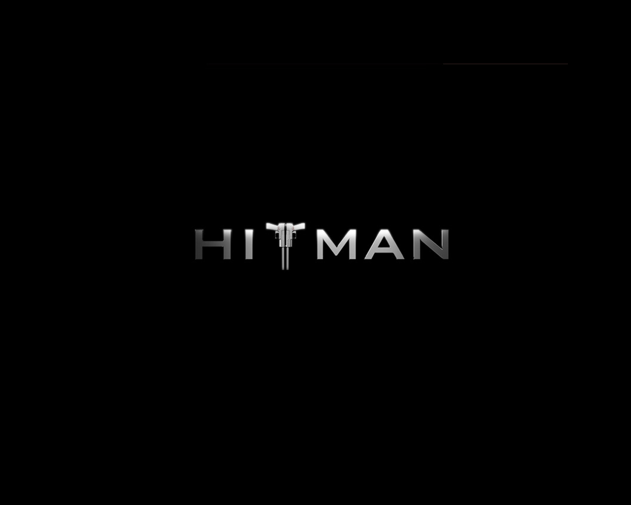 Hitman Movie Logo