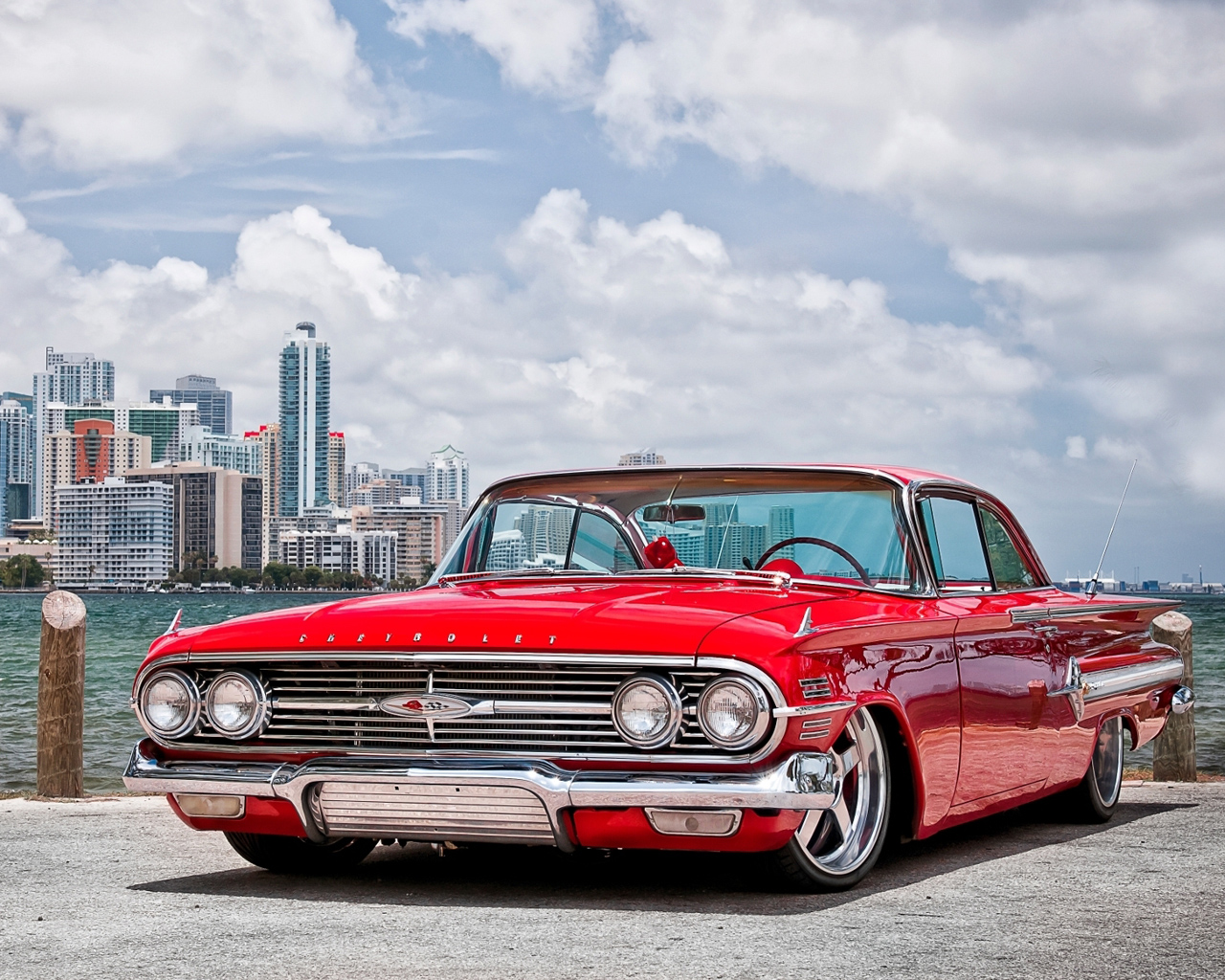 Awesome Old Chevrolet