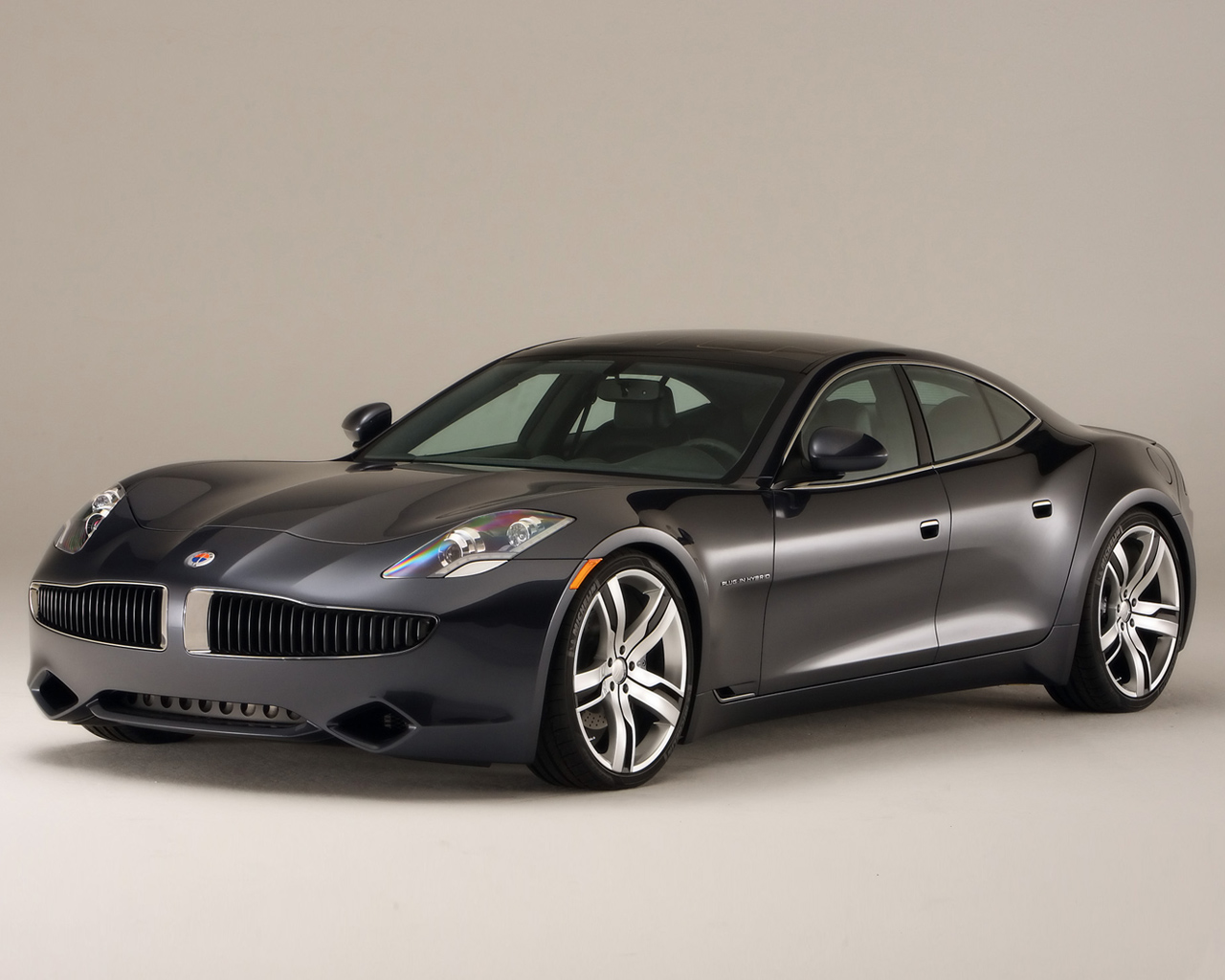 Fisker Karma Production
