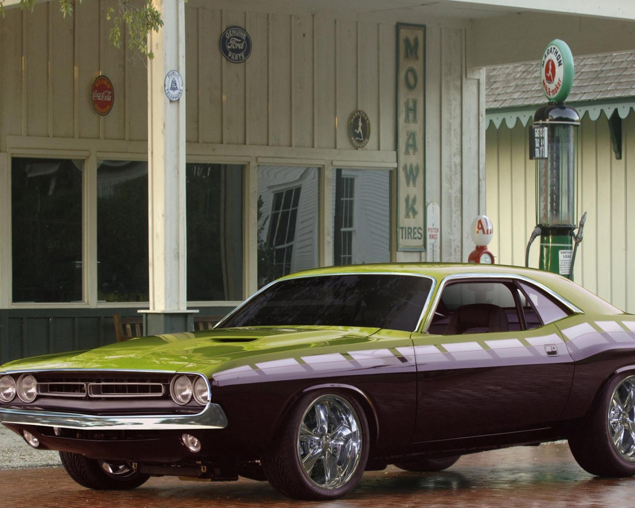 tuned-dodge-challenger