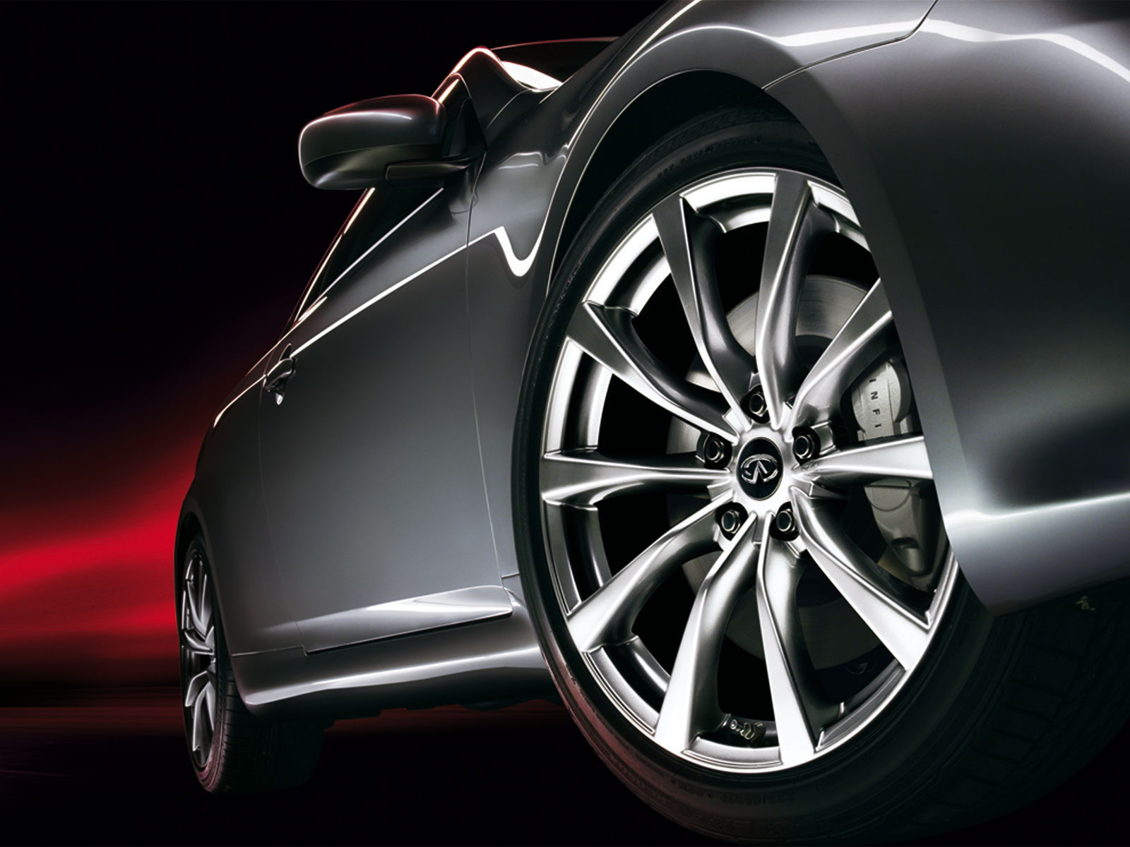 Infiniti G37 Coupe Rims