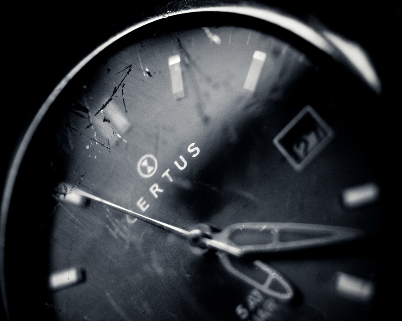 Old Certus watch