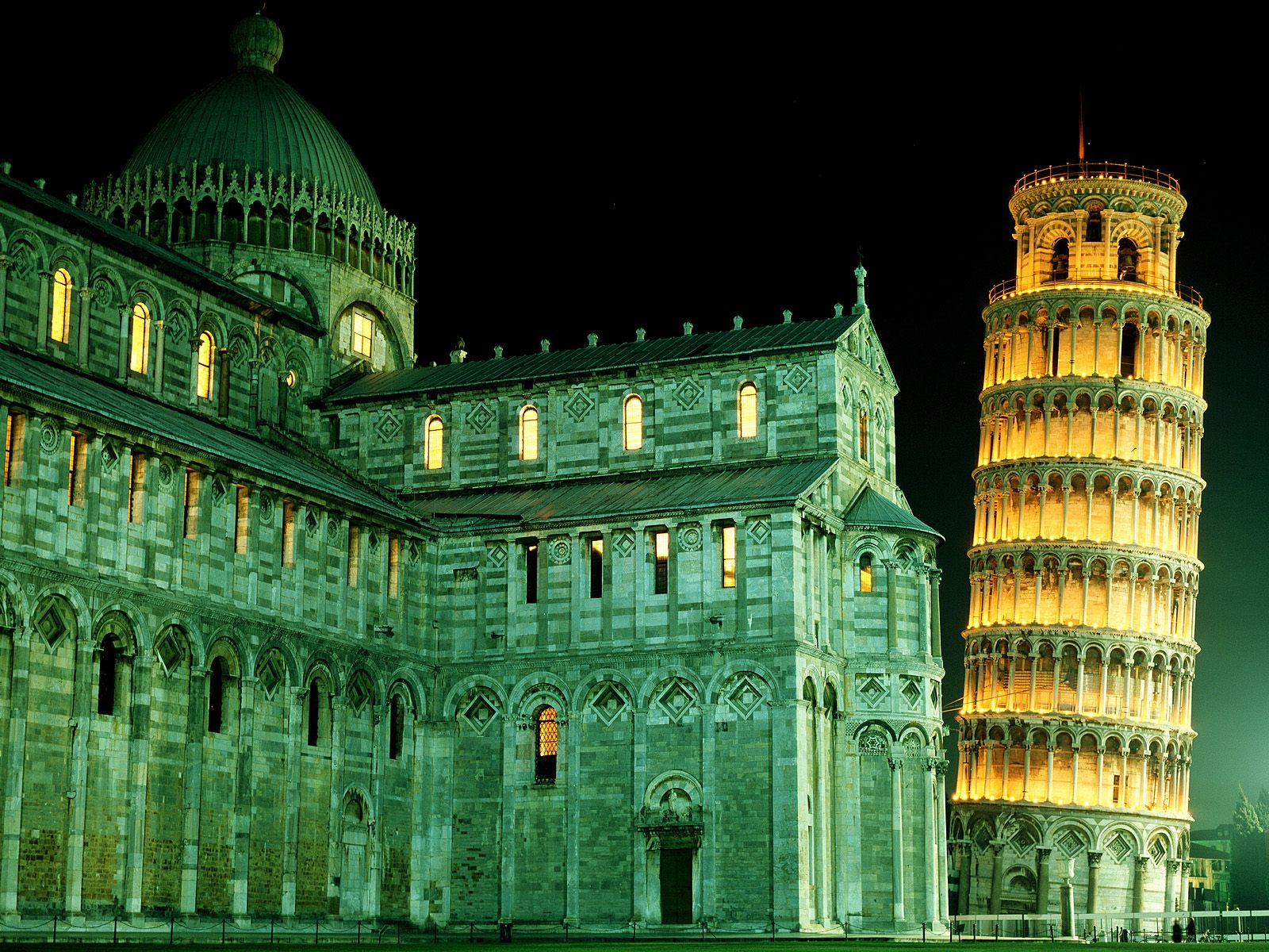 Duomo and Leaning Tower