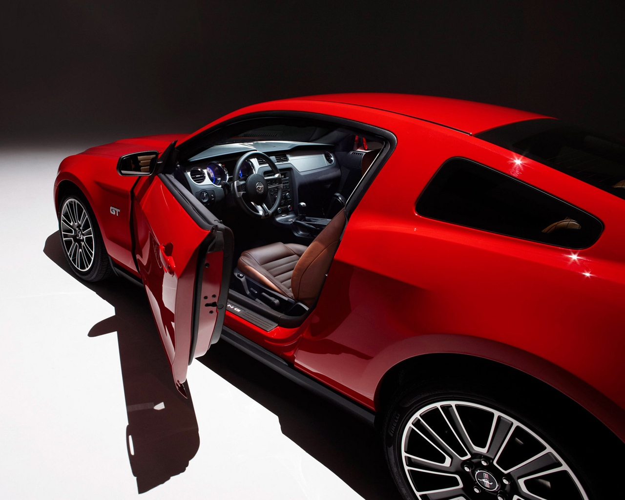 The 2010 Mustang