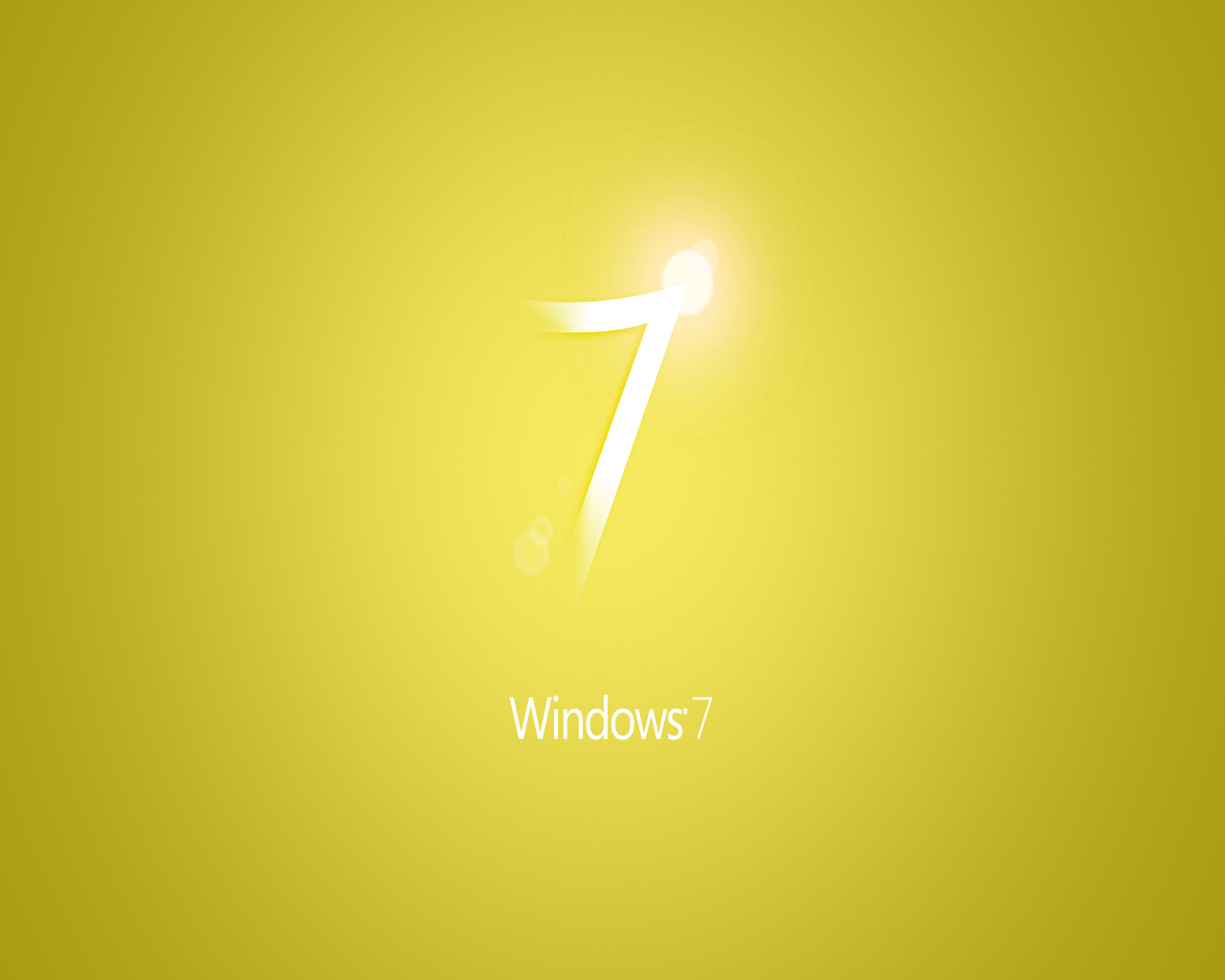 windows-7-yellow