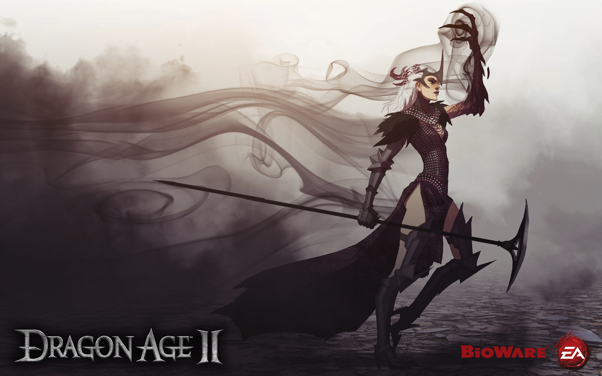 Dragon Age 2 in air