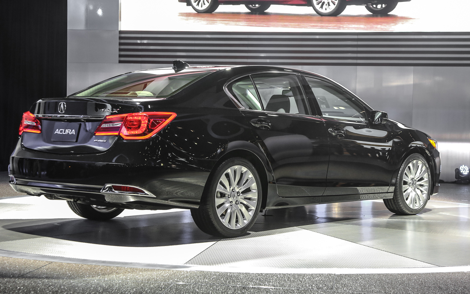 hybrid sport rear the review about cars truth acura capsule rlx