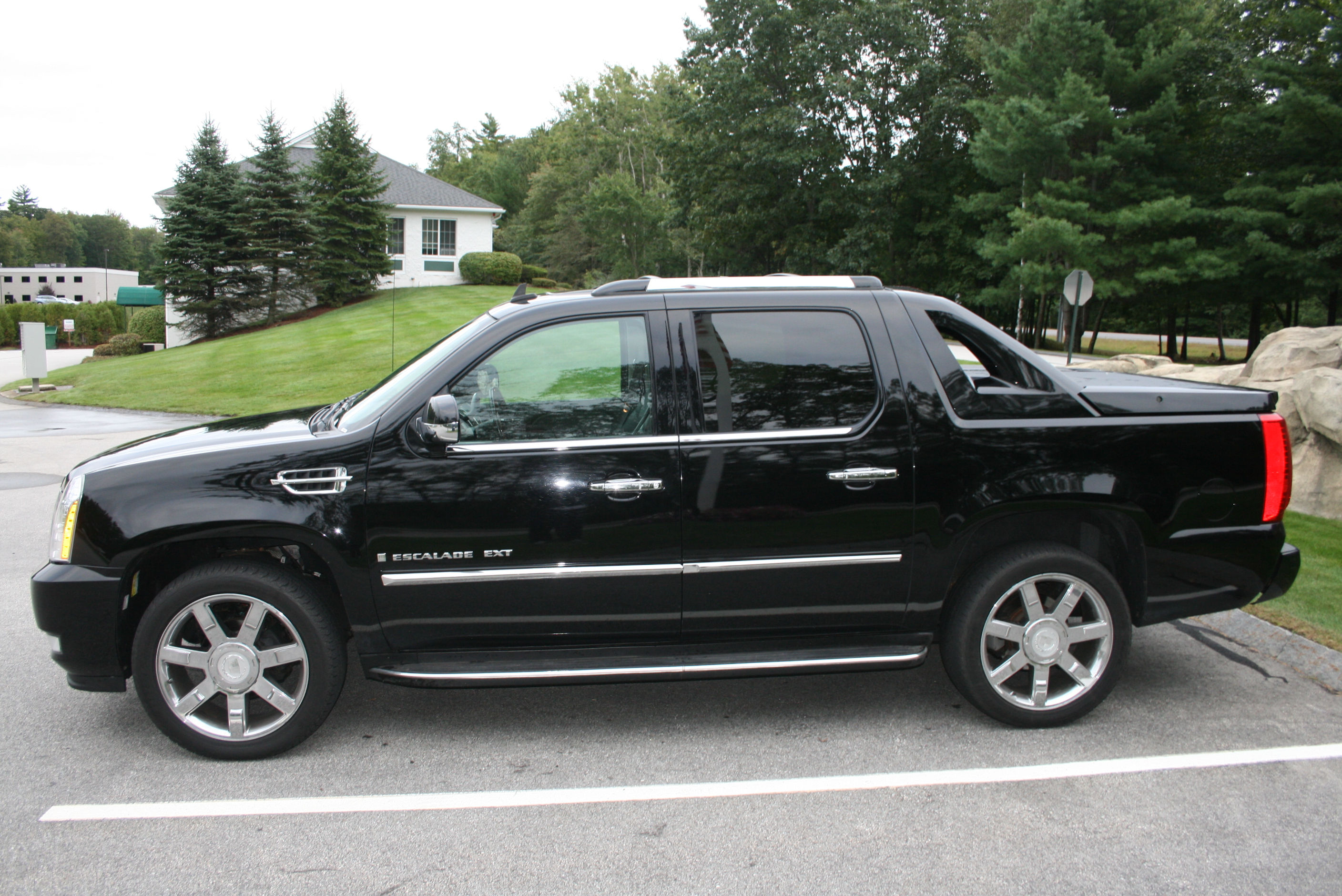sales ext truck cadillac pickup forums img complete escalade suv car sut net awd