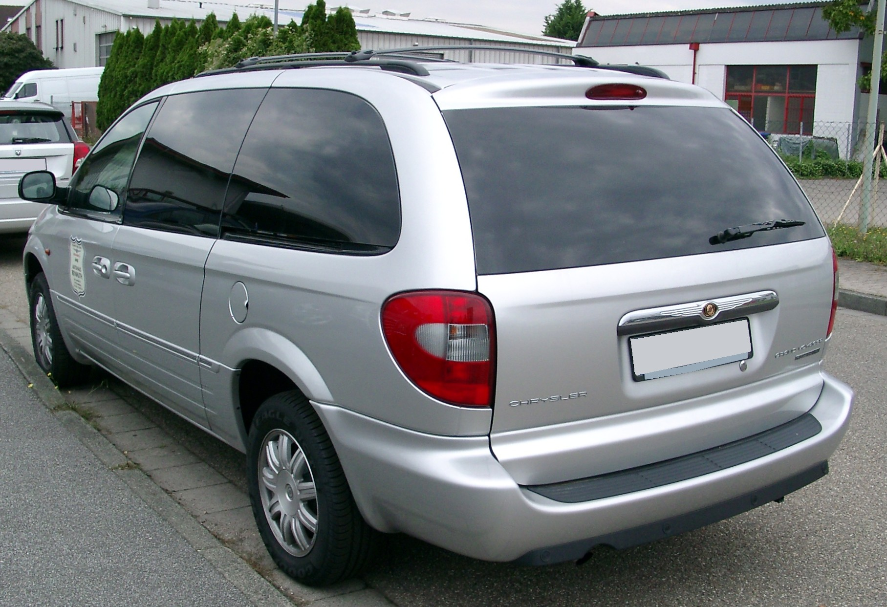 Chrysler Grand Voyager