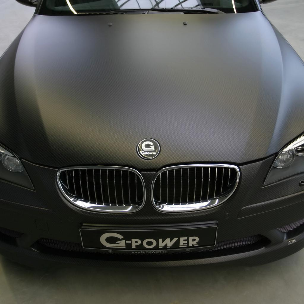 G Power Bmw M5 Hurricane Rs